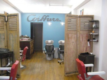 Hair du temps homme sweet home - Petit salon de coiffure ...